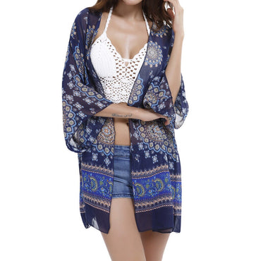 Bathing Suit Cover Up Beach Bikini Swimsuit Swimwear Crochet Dress  Blouses