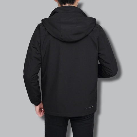 Wool Liner Warm Fleece Hoodies Jackets & Coats