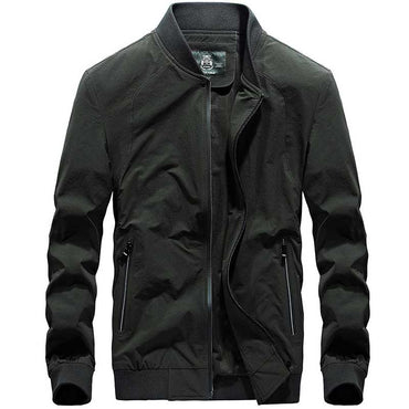 Military Bomber Casual Coat Baseball Jackets & Coats