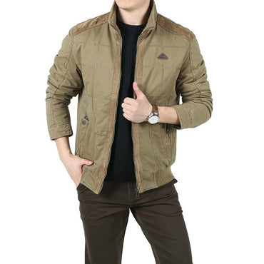 Warm Coats Brand Clothing Thick Casual Jackets & Coats