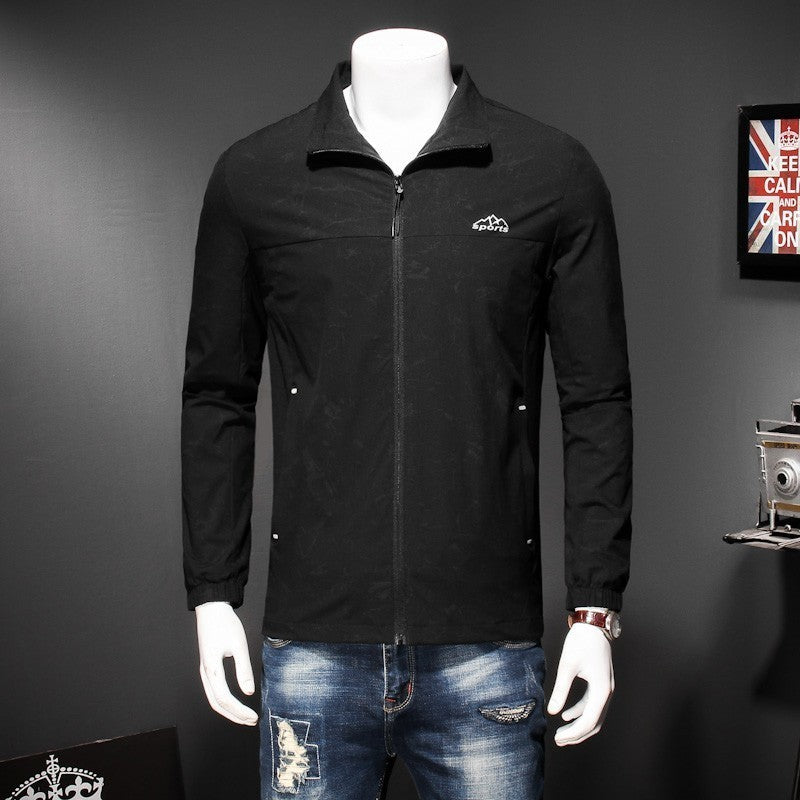 Slim Fit Young Thin Jackets & Coats