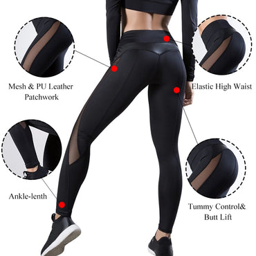 Push Up Fitness Gym Leggings