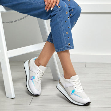 White Shoes & Sneakers