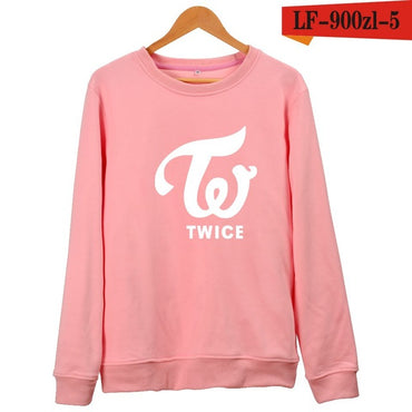 Group Twice Team Hoodies