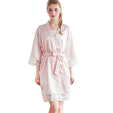 Lingerie Lace Robe Cloth Babydoll Nightdress Sleepwear