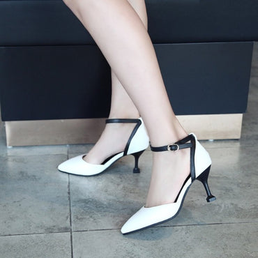 Pointed Shallow mouth Heel