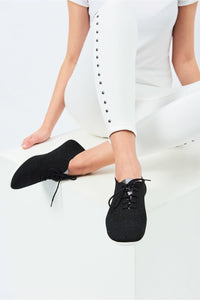 Pearl Black Shoes & Sneakers