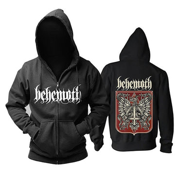 Death Metal Black Metal Progressive Metal top Black Hoodie