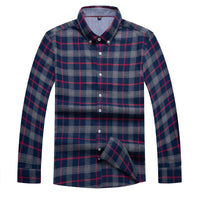 Long Sleeve Cotton Formal Dress Shirt