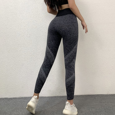 Push Up Yoga Pants Vital Seamless Leggings
