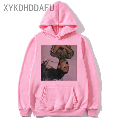 Graphic Pullovers Hood Oversized Ulzzang Hoodies