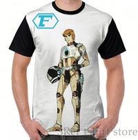 Captain Future Graphic T-Shirt