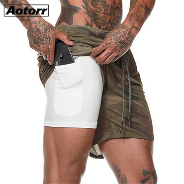 Casual Loose Beach Shorts