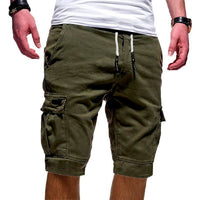 Cargo Multi-pocket Shorts