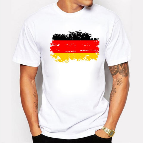 Germany Flag Fans Cheer  T-shirt