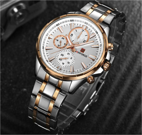 Top Luxury Brand Watches Men Business Fashion Mens Watches