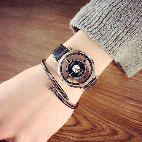 Simple fashion trends personality WristWatch