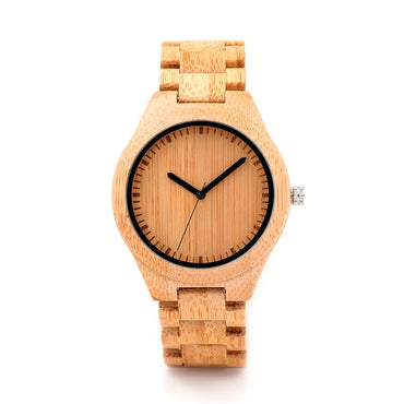 Wooden Watch Timepieces Quartz Watches Special