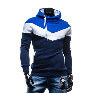 Hoodie Sweatshirt Slim Fit Hooded Pullover Hip Hop Jacket