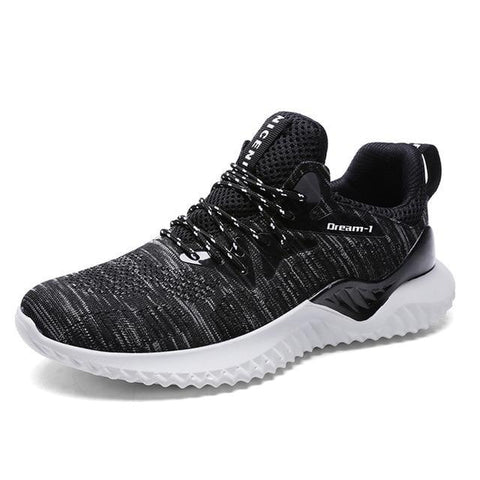 Comfortable high quality Black hot sneakers