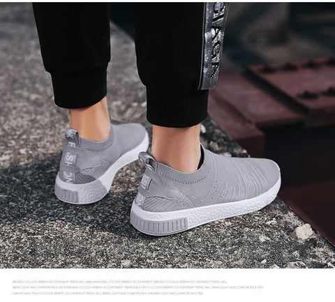 White Shoes Men Sneakers