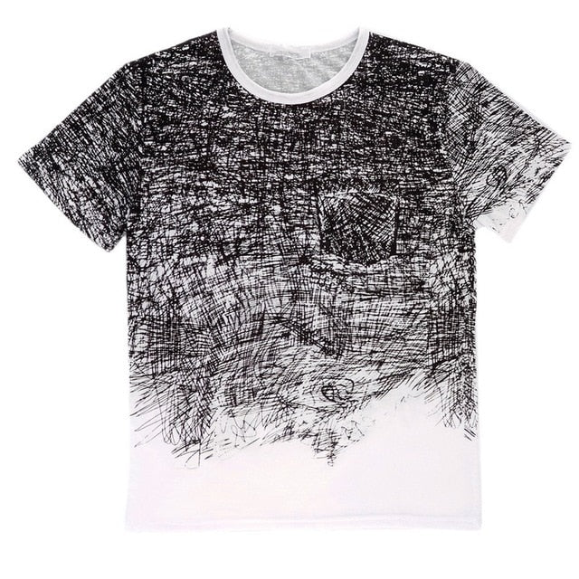 T-shirt Cotton Short Sleeve Clothing Tee Shirt