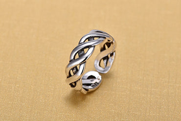Sterling Silver Open Rings