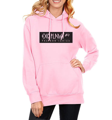 Fleece Women's Sportswear Sweatshirt Hoodies