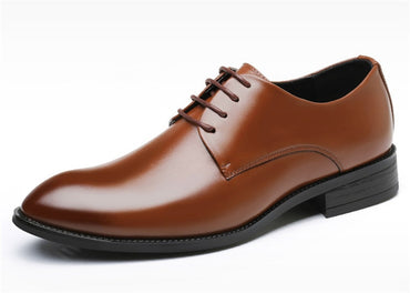 Brand  Leather Formal Shoes party dress shoes Oxfords