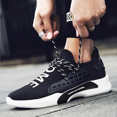 Breathable Soft Sneakers Comfort