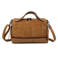 l Nubuck PU Leather Handbags