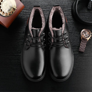 Genuine Leather Wear Casual Shoes boots