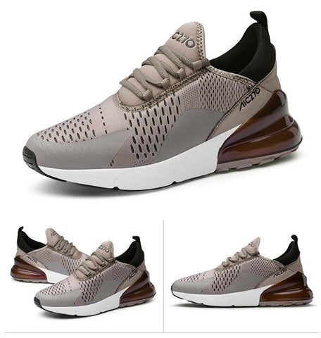 Mens Running Shoes Sneakers Sport Outdoor Comfortable Breathable Quality Women