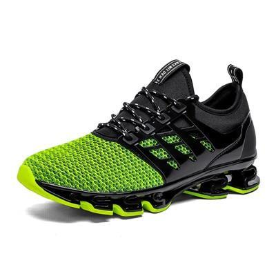 Men Running Shoes Spring Blade Sneakers