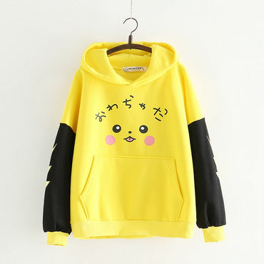 Anime Pocket Monster Hoodie