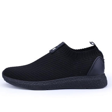 Cheap Mans Sport Shoes Spring Summer Jogging Sneakers Black Mens Athletic Sneakers Slip-On Shoes