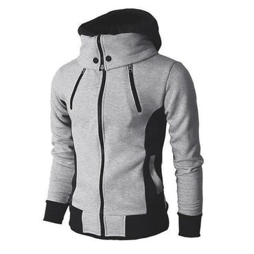 Sweatshirts Solid Slim Fit