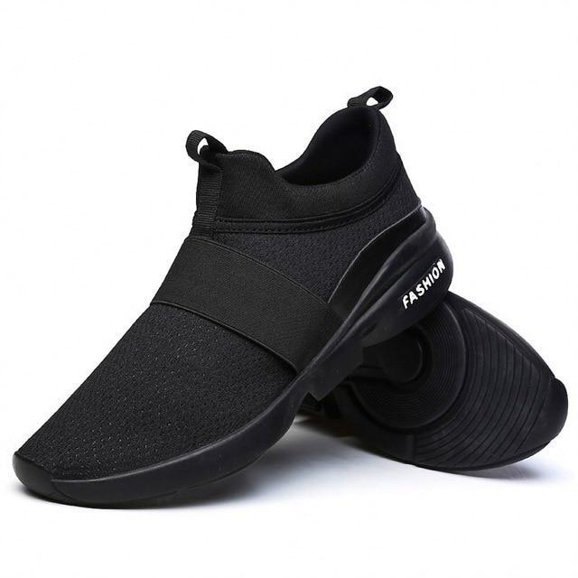 Flyweather Comfortable Breathabl Non-leather Casual Lightweight Shoes