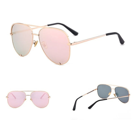 Vintage Sunglasses Women Luxury Brand Ladies Shades Claw