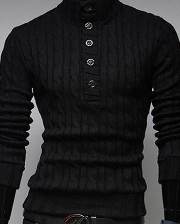 Top Selling New Spring Fashion Mens Turtleneck Sweater