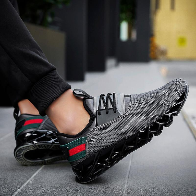 new sport shoes Men Running Shoes male