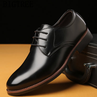 classic coiffeur formal leather oxford shoes