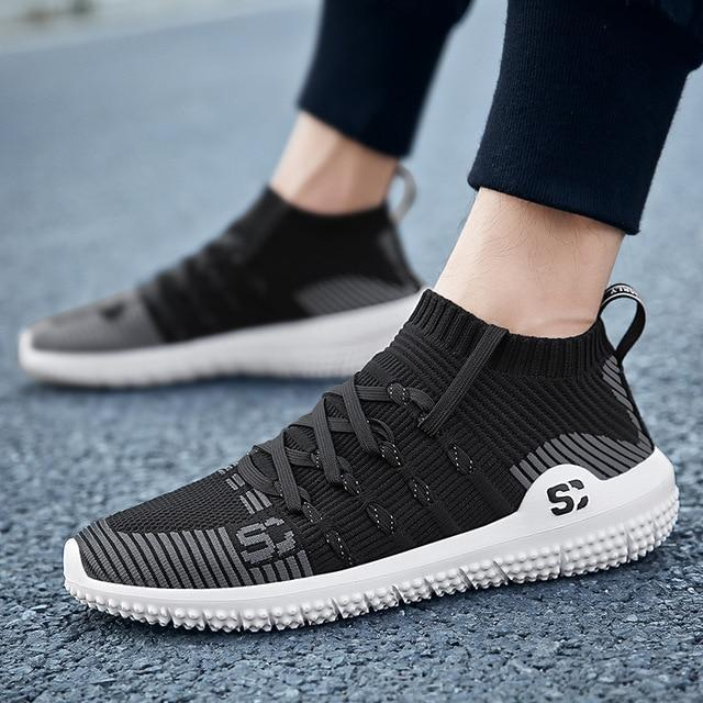 hot sneakers Men fashion shoes Casual Breathable Chaussure