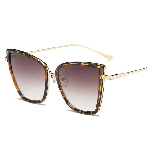 Women Cat Eye Sunglasses Classic Brand Designer Sun Glasses