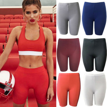 High Waist Jogging Sporty Short