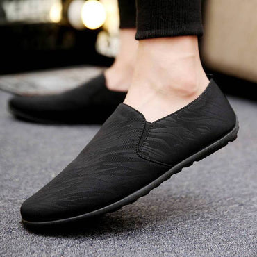 Mens Espadrilles Summer Fashion Flat Men Shoes Male Casual Shoes