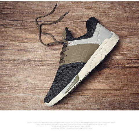 New Men Shoes Fashion Sneakers