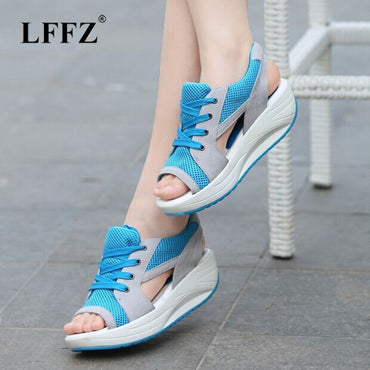 Casual Mesh Breathable Sandals