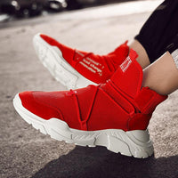 High Top Sock fashion shoes  Men Fashion