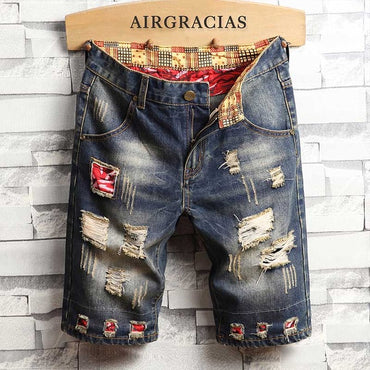 Jeans Brand Clothing Bermuda Cotton Shorts